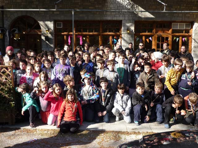 Excursion at Parnassos 2013