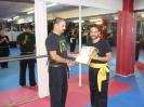 Belt awards October 2014