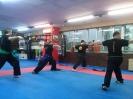 Advanced training session