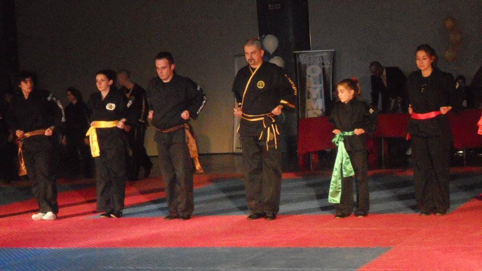 9th Martial Arts Festival Athens 2012